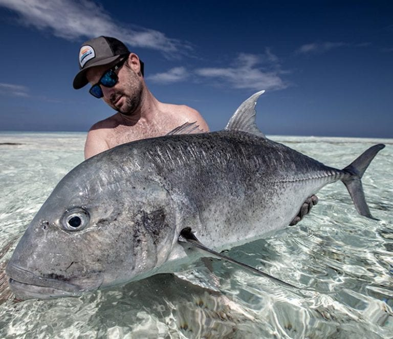 gt popping in papua new guinea sportfishing charters 768x662 2